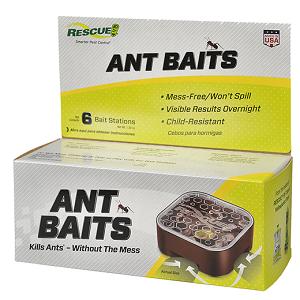 rescue ant baits