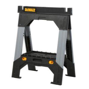 dewalt adjustable sawhorse