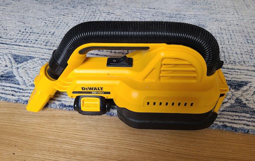 dewalt dcv517b vacuum